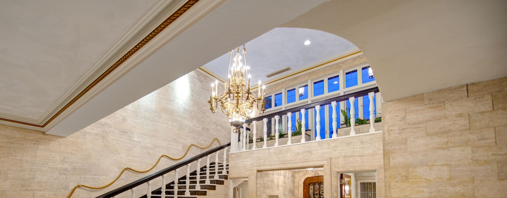 Entryway Foyer Tile Designs Trends Ideas For 2019 – The Tile Shop | Floor Tiles Design For Stairs | Hallway Floor Tile | Stair Landing | House | Stair Riser | Wall