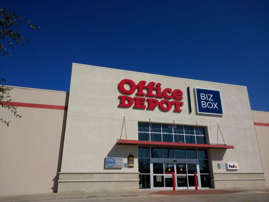 Office Depot 2784  AUSTIN TX 78757