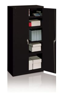 HON Steel Storage Cabinet 3 Shelves Charcoal by Office ...