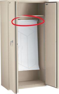 FireKing Storage Cabinet Accessory Blueprint Holder by ...