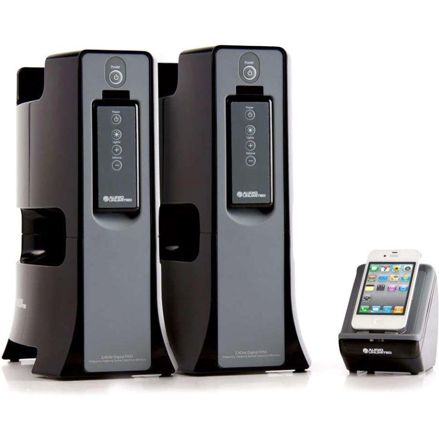 C2G 41305 20W Wireless Speaker System with iPod