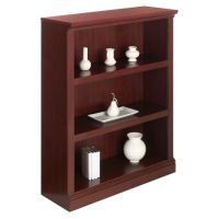 Wood Bookcases & Shelving at Office Depot OfficeMax