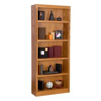 Concepts In Wood Bookcase 5 Shelves Dry Oak by Office ...