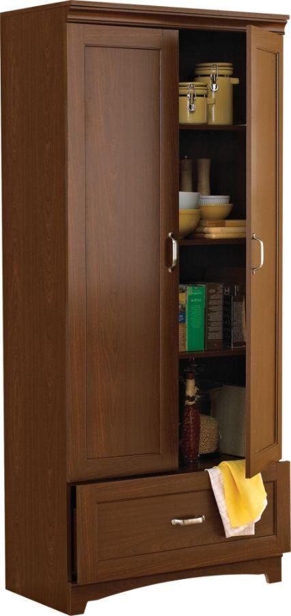 Altra Altralock Engineered Wood Storage Cabinet 72 H x 32