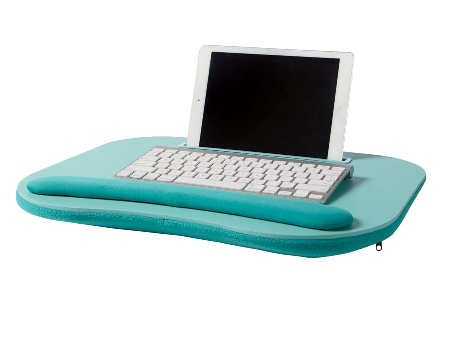 Global Lap Desk With Tablet Holder And Wrist Rest 1875 x