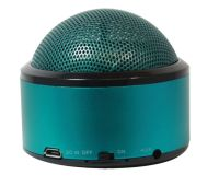 Wireless Gear Bluetooth Speakers For Mobile Devices Teal
