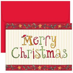Masterpiece Studios Holiday Greeting Cards 5 58 X 7 78