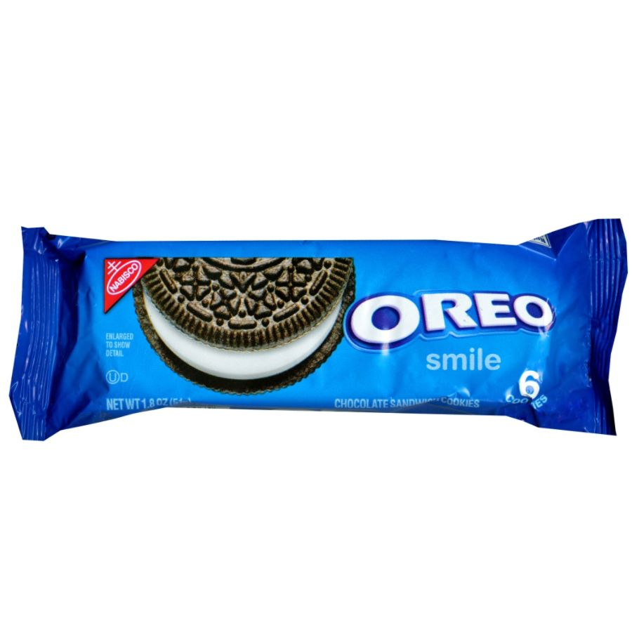 Oreo Sandwich Cookies 18 Oz Pack Of 120 by Office Depot