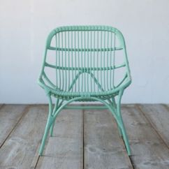 All Weather Wicker Outdoor Chairs How To Adjust Office Chair Open Weave Side In Living