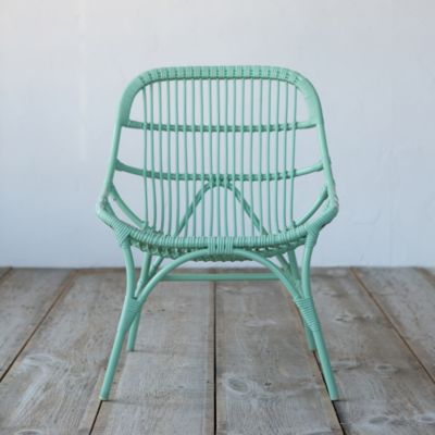 all weather garden chairs cane back dining chair open weave wicker side in outdoor living