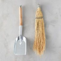 Fireplace Shovel & Brush Set | Terrain