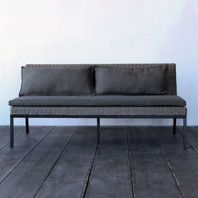 all weather wicker sofa how to get rid of bed bugs in your modernist terrain