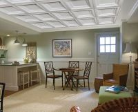 coffered ceilings: Easy Elegance Ceilings by Armstrong