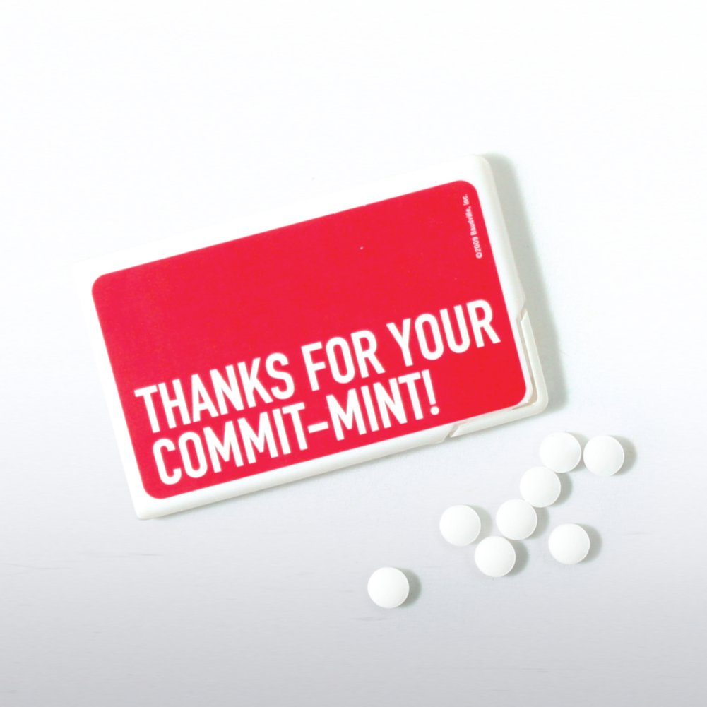Cool Mints Exclamations At Baudville