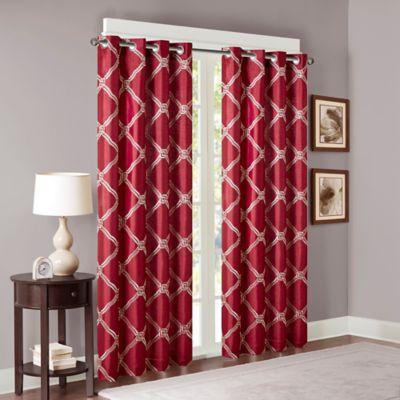 Buy Bombay Teramo 95 Inch Grommet Window Curtain Panel In