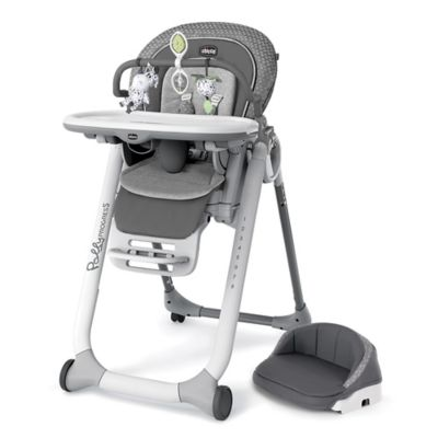High Chairs  Chicco Polly Progress 5in1 Relax Multi