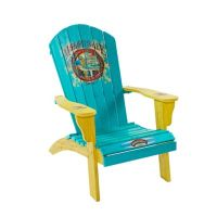 Buy Margaritaville Outdoor Classic Wood Adirondack Chair ...