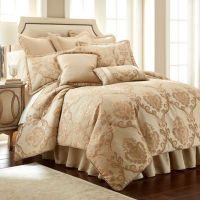 Austin Horn Classics Prosper Comforter Set in Copper/Gold ...
