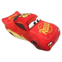 Cars Lightning McQueen Decorative Pillow