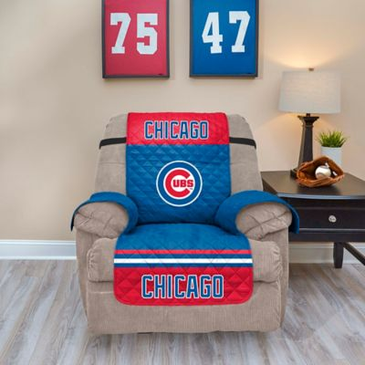 Buy MLB Chicago Cubs Recliner Protector From Bed Bath Amp Beyond