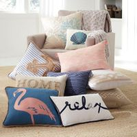 Coastal Living Pillows and Throws - Bed Bath & Beyond