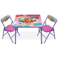 Kids Furniture > Nickelodeon Paw Patrol 3-Piece Activity ...