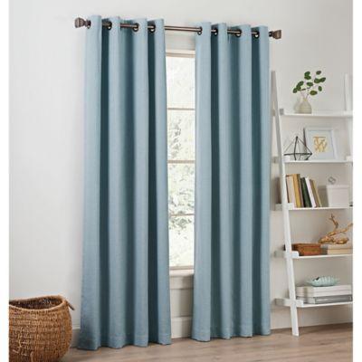 https www bedbathandbeyond com store product priella grommet top window curtain panel 3322830