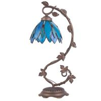 Tiffany Style Lotus Flower Table Lamp - Bed Bath & Beyond