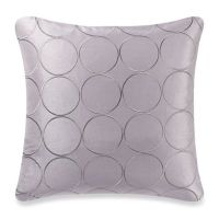 Make-Your-Own-Pillow Manhattan Square Throw Pillow Cover ...