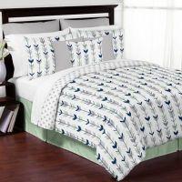 Kids Bedding Sets > Sweet Jojo Designs Mod Arrow 3-Piece ...
