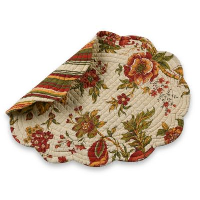 Buy Sydney Quilted Placemat from Bed Bath  Beyond