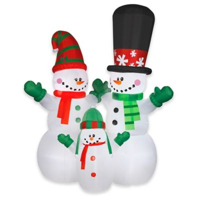 Buy National Tree Company 12 Foot Inflatable Snowman