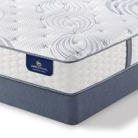 Buy Serta Perfect Sleeper Lealake Super Pillow Top Queen ...
