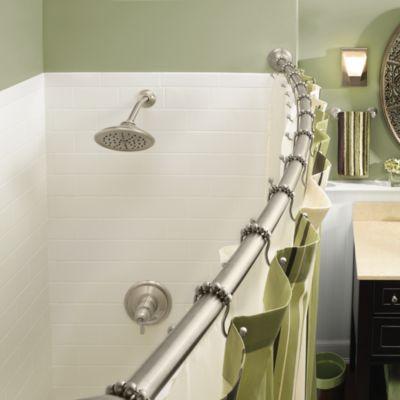 Shower Curtain Hooks & Rods Bed Bath & Beyond