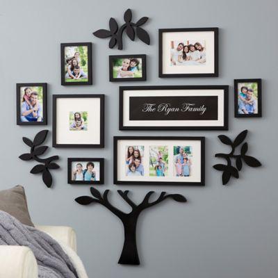 Wallverbs 13 Piece Family Tree Set In Black Bed Bath