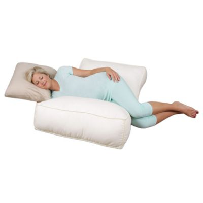 leachco body double adjustable maternity pillow set