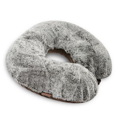 UGG Classic Memory Foam Travel Pillow in SherpaSuede