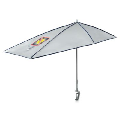 Buy Total Sun Block Clamp Beach Umbrella from Bed Bath