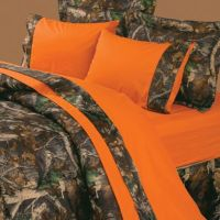 Buy Oak Camo 3-Piece Twin Sheet Set from Bed Bath & Beyond