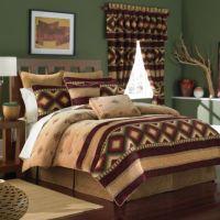Croscill Navajo 4-Piece Comforter Set - Bed Bath & Beyond