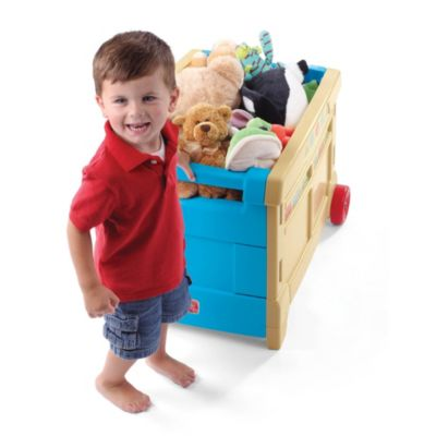 Step2 Lift And Roll Toy Box Buybuy Baby