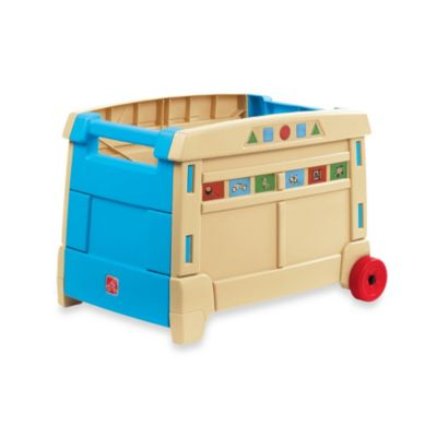 Step2 Lift And Roll Toy Box Bed Bath Beyond