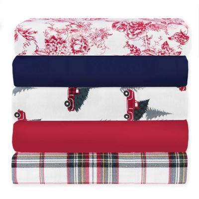 bee willow home flannel pillowcase