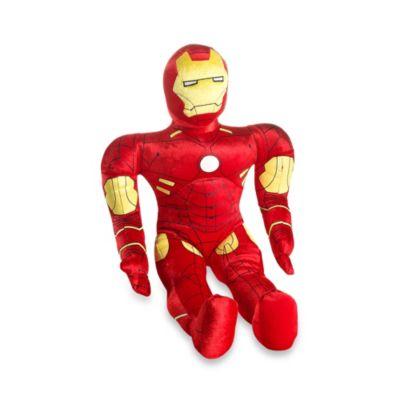 disney marvel heroes super heroes iron man pillow buddy