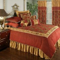 Austin Horn Classics Montecito 4-Piece Comforter Set - Bed ...