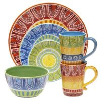 Certified International Tapas Dinnerware