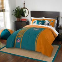 NFL Miami Dolphins Bedding - Bed Bath & Beyond