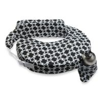Travel Nursing Pillow in Black & White Marina - Bed Bath ...