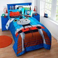 Thomas the Tank Engine Reversible Comforter Set ...