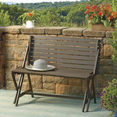 Metal Convertible Picnic Table Bench Bed Bath Amp Beyond